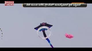 Telangana gears up to celebrate 'International Kite Festiv..