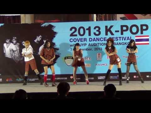 130907 Starlitz cover f(x) - Electric Shock + Rum Pum Pum Pum @2013 K-POP COVER DANCE FESTIVAL
