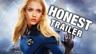 Honest Trailers - Fantastic Four (2005)