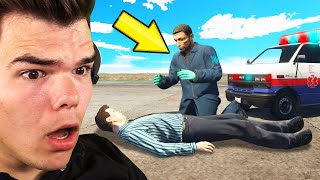 Playing GTA 5 As A PARAMEDIC! (GTA 5 Mods)