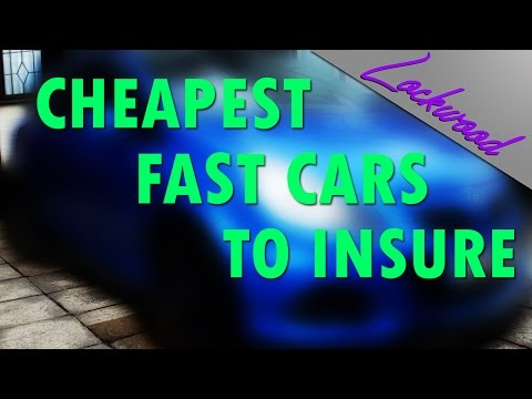 Cars around 200bhp Which are Cheap to Insure
