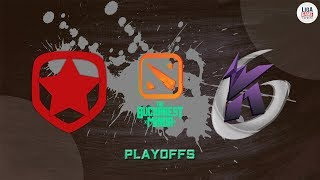 [DOTA 2 Live] EHome VS Gambit (BO5) - The Bucharest Minor Grand Final