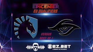 Liquid VS Secret | EPICENTER 2019 | Best of 1 | Group Stage | EU Qualifiers