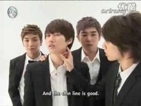 Donghae: Eunhyuk is really handsome [Eng Sub]