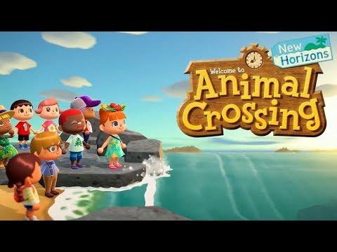 Animal Crossing: New Horizons Gameplay Reveal Trailer (E3 Nintendo Direct)