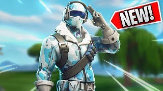 Deep Freeze Bundle Frostbite Skin! - Duos with Nick Eh 30