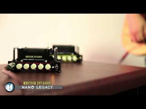 Hotone Nano Legacy British Invasion Head by GuitarCube
