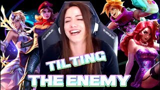 KayPea - TILTING THE ENEMY