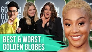Best and Worst Dressed at the Golden Globes 2021 (Dirty Laundry)