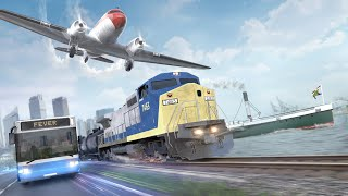 Transport Fever - Launch Trailer