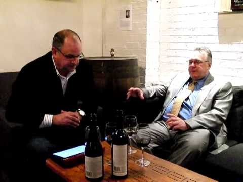 Interview with wine maker Grant Burge