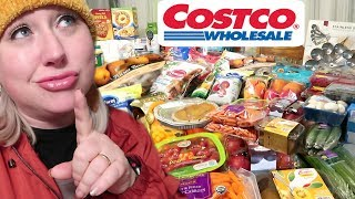🌎WORLD'S BIGGEST COSTCO HAUL? ONCE A MONTH MASSIVE BIG FAMILY GROCERY SHOPPING!