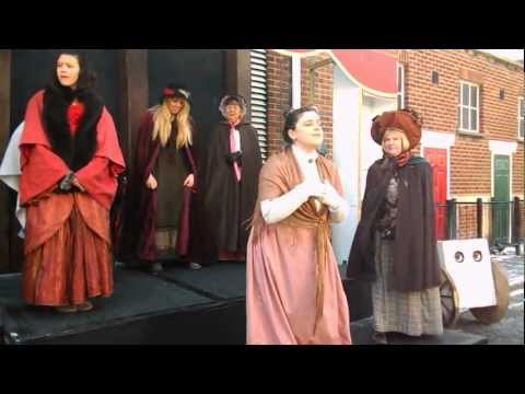 A Victorian Festival of Christmas - Old Time Music Hall