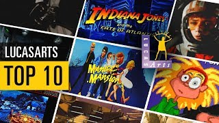 LucasArts Games | Unsere Top 10