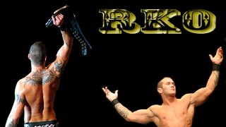 RKO Tribute (Randy Orton - Voices, Burn In My Light)