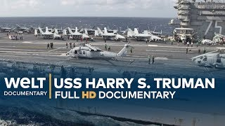 Inside Navy Strategies (1) - Aircraft Carrier USS Harry S. Truman   Full Documentary