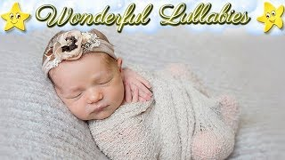 Super Relaxing Baby Piano Lullaby ♥ Best Soft And Soothing Bedtime Music ♫ Good Night Sweet Dreams