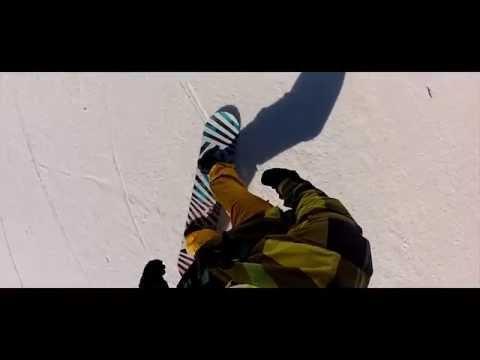 Schnalstal /val senales snowboarding 2014