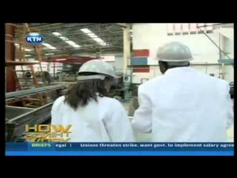 Sameer Africa Tyre Manufacturing Process-How things Work