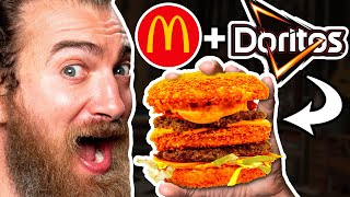Will It Big Mac? Taste Test