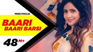 Baari Baari Barsi | Full Video | Miss Pooja | G Guri | Latest Punjabi Song 2017 | Speed Records