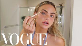 pretending I'm in a Vogue Beauty Secrets video   Summer Mckeen