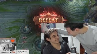 Caps the jokester Stream Highlights | Handshaking for LP with the G2 lads