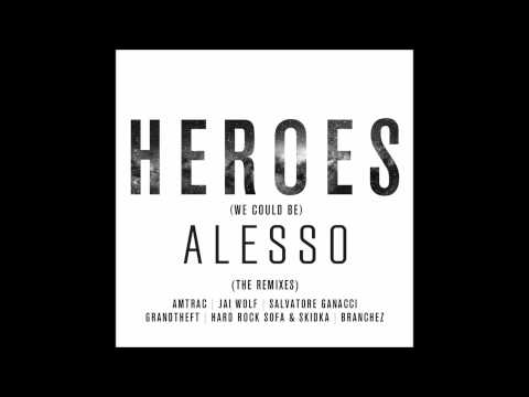 Heroes (we could be) (Hard Rock Sofa & Skidka Remix)
