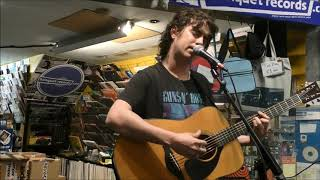 Johnny Lloyd at Banquet Records - May 2019