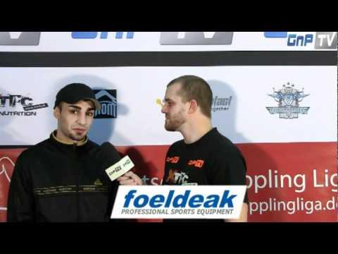 DGL Finale 2010: Alan Omer im Interview