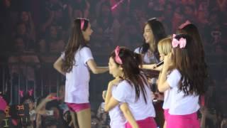 [Fancam] 131110 SNSD GG World Tour in Hong Kong - Ending