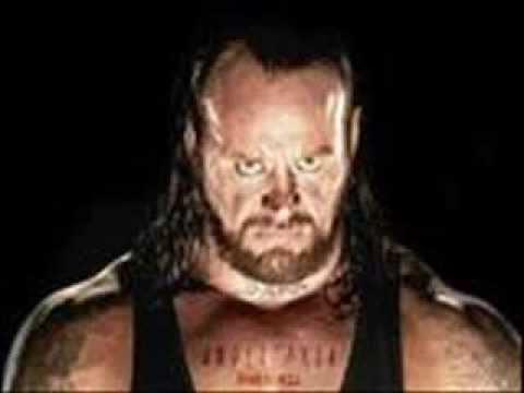 cancion del undertaker antigua