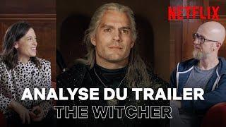 Les créateurs de the witcher analysent la :  bande-annonce ST