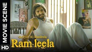 The hilarious raid | Ram - Leela | Movie Scene