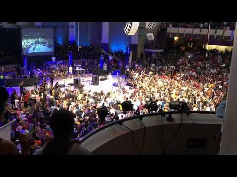 Kanye West Sunday Service in Atlanta at New Birth (Full Video 4K)