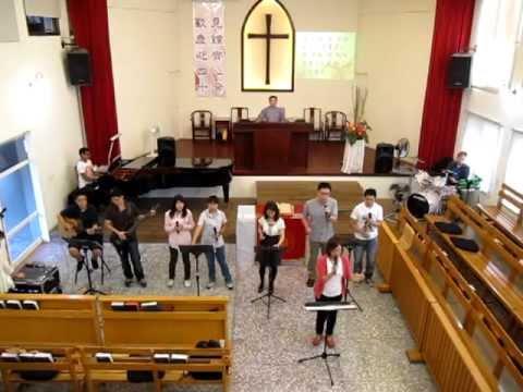 20121104華語禮拜敬拜讚美「不住感謝不停讚美」,台中忠明教會。