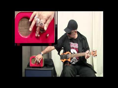 Judge Fredd & the Fender Greta