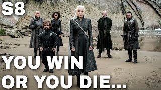 The Fate of Every Game of Thrones Character! - Game of Thrones Season 8 (End Game Theories)