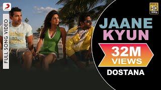 Dostana - Jaane Kyun Video   Priyanka Chopra, Abhishek, John
