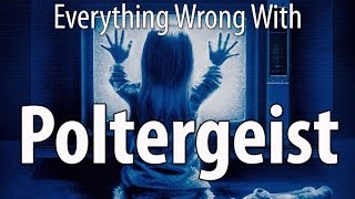 Everything Wrong With Poltergeist (1982)