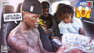 Testing My Twin Cousin's Loyalty, I Left $10,000 In My Car! (SMFH)