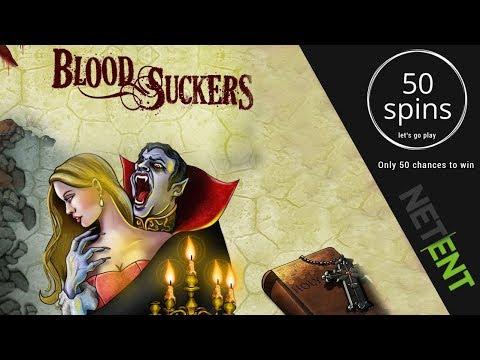 Blood Suckers Slot Machine Review