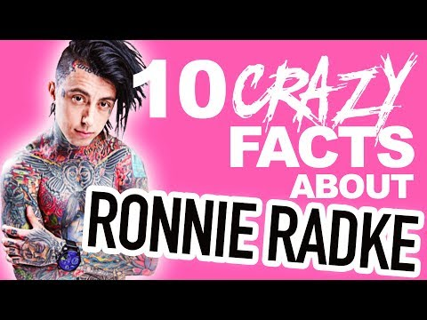 10 Crazy Facts About Ronnie Radke