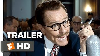 Trumbo Official Trailer #1 HD