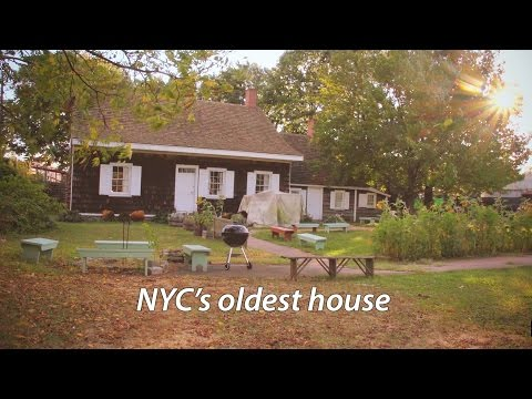 The oldest house of New York City - (is older than you think)