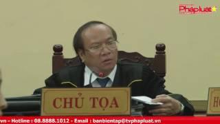 Phần I : Phiên xét xử 27/6 Phương Nga chất vấn lại luật sư Cao Toàn Mỹ
