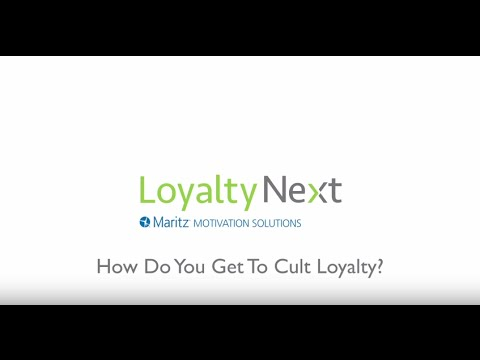 How Do You Get to Cult Loyalty
