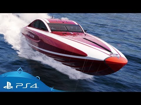 The Crew 2 | Jaguar Vector V40R – fordonsspel | PS4