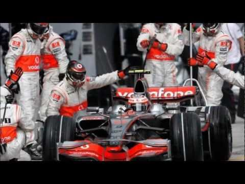 F1 Montage Set To Alistair Griffin's Song Just Drive