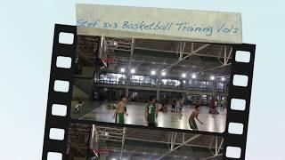 Stefano 3x3 Basketball Training Vol2 (HD 1080p)